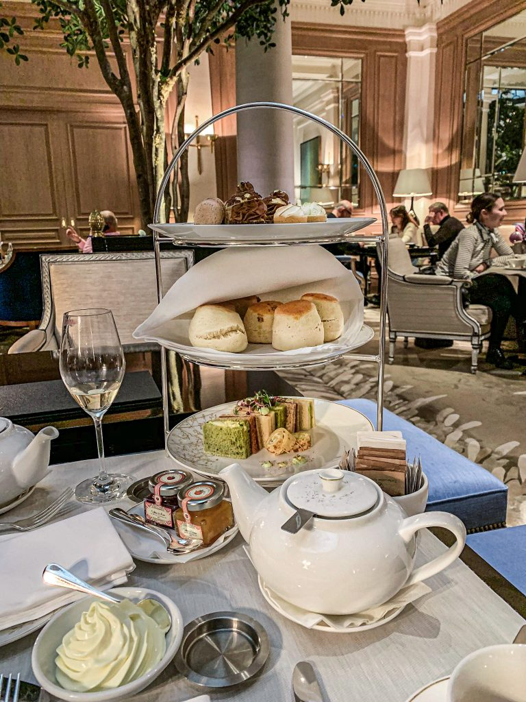 choosing your afternoon tea time