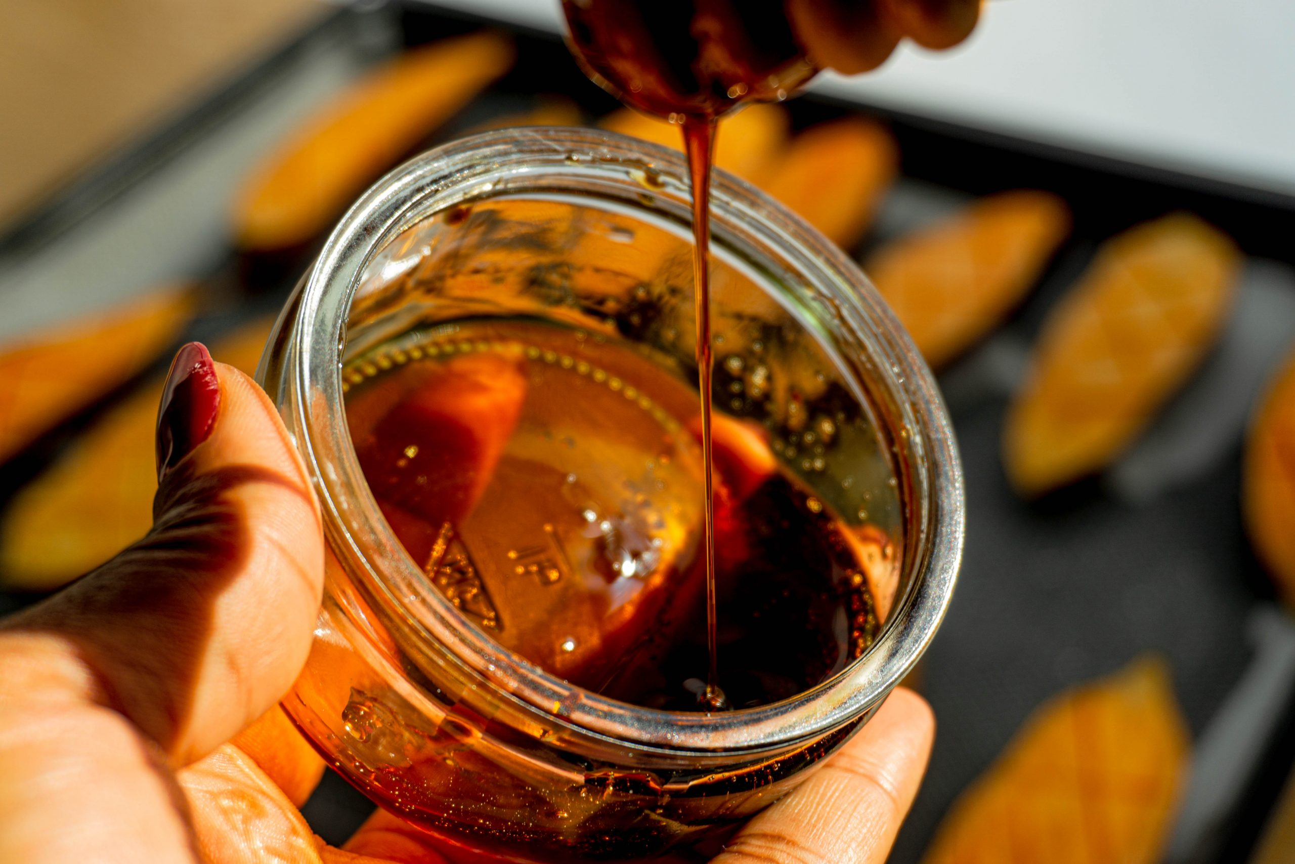 Honey the aphrodisiac ingredient for valentine's day
