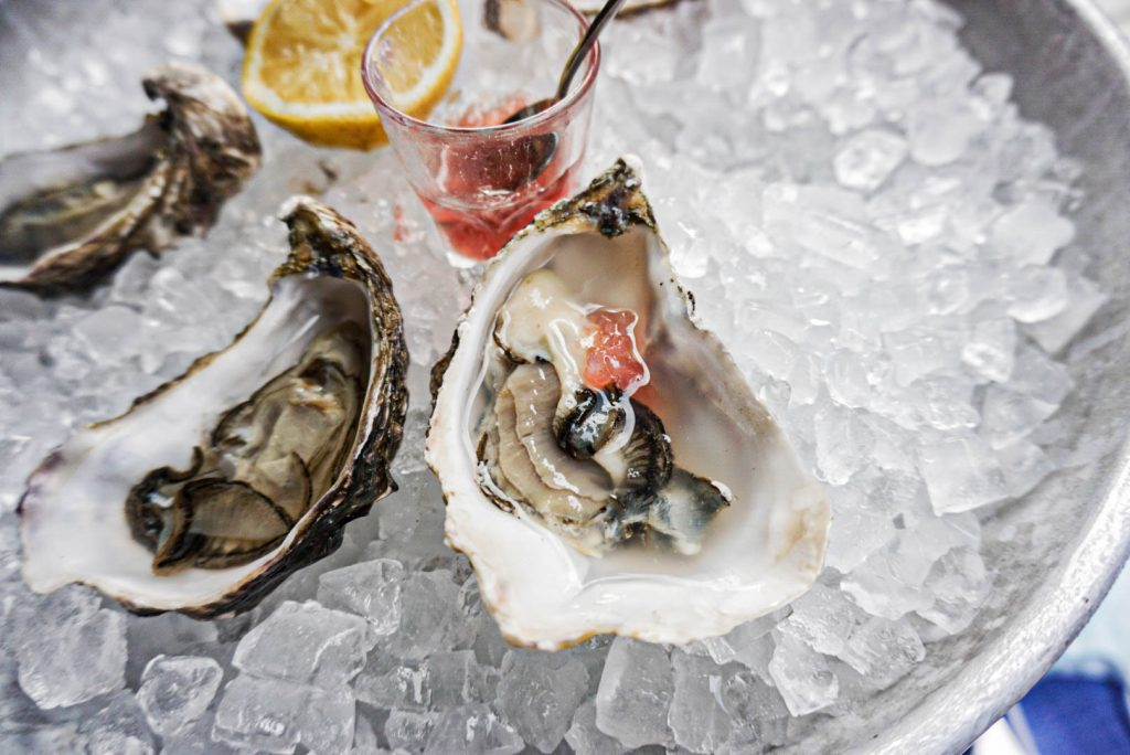 Oyster the aphrodisiac ingredient for valentine's day