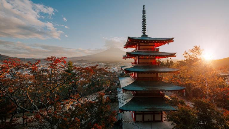 Foodie trip Japon